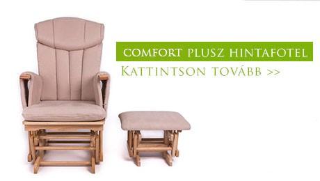 Comfort Plusz Hintafotel